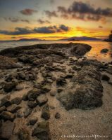 Sundown at Larabee by SteelAtlas