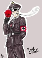 Red Skull by martychan91