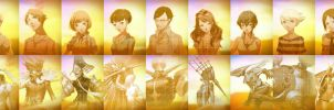 Persona 4 Golden - The Golden Ending by SonicGenerations1234