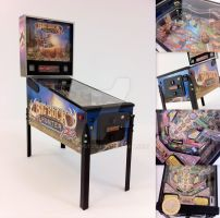 1:7 Big Buck Hunter Pro Pinball Machine by OutlawSiS