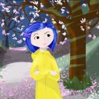 Coraline by oohhdanggg