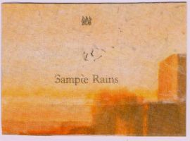 sample rains by KatDiestel