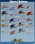 Christmas 2014 by ThorinFrostclaw