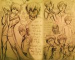 Candlewick OC Sketches + Notes by Checker-Bee
