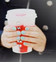You are my Toffee Nut Latte by Blurry-Photography