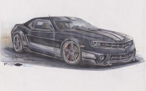 Camaro 100edition by HorcikDesigns
