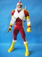 Custom 12 inch Adam Strange by cusT0M