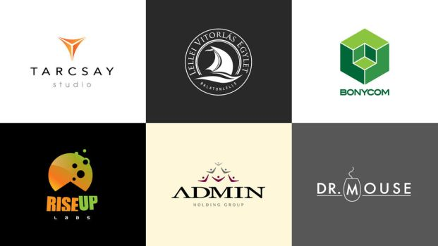 logo pack 5 by Clickroom