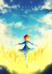 Nausicaa: Valley of the Wind [+Speedpaint] by yuuike