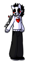 Zacharie by JackhammerManifesto