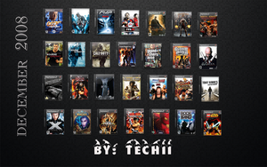 DVD-Game cases by TechII