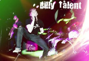 Billy Talent Header by draconis393