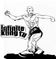 infinite kung fu mock cover by real-tv