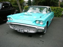 1958 Thunderbird by RoadTripDog