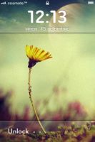 revolte Lockscreen ios4 by IzzIsHOr