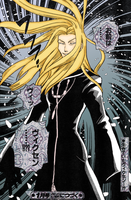 Org XIII :: Vexen Manga Color by Ameyh