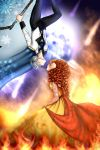 Jarida - Fire and Ice by Ceres97