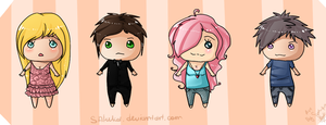 Chibi Adoptables OPEN by Satuka