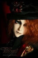 Halloween limited Vincent 4 by Ringdoll