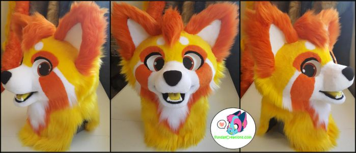 Toony Red Panda for Auction by DR3N4
