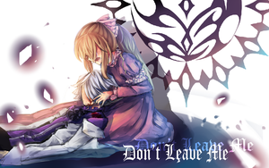 Pandora Hearts don't leave me break by blue-kingdom