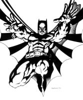 Batman by ChristopherStevens