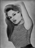 Brigitte Bardot by PMucks