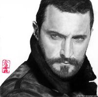 Richard Armitage (I) by ElliCrown