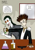 Gotham High: first experiments by ShredSmiler