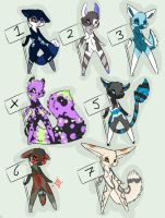 furry adopts Sold out by Pinkey-poptard