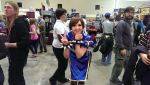 Chung Lee - Kansas City Planet Comicon 2014 by W2BSuperman