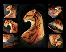 Panthera Study by auxeru