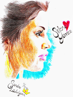 Selena Gomez edited by ludvigsen