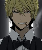 Shizuo by darkaerrow20