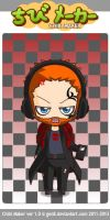 ChibiMaker andrew by autumwind