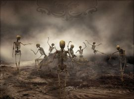 Danse Macabre by VampyrEmpress