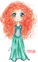 Merida by MarchKitty