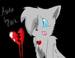 Sad Ashfur by Rikokitten