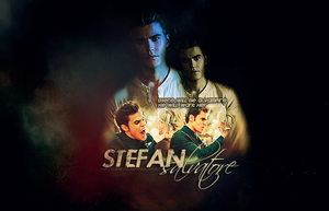 Stefan Salvatore by hauntedroads
