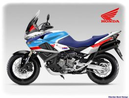 HONDA AFRICA TWIN 1200 by obiboi