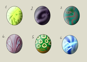 mystery egg adopts CLOSED by Erleuchtete