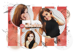Pack Png 1906 // Selena Gomez. by ExoticPngs