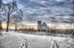 Stone Church by ALfannan8w