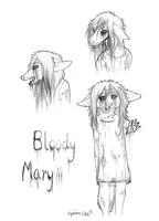 Bloody Mary Sketches by Spectra-Sky