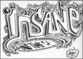 Insane One Time by Insanemoe
