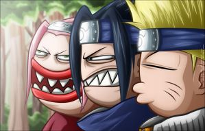 Team 7 LOL by SLIPKNOT31666