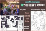 Storenvy Update 11/19 by RickGriffin