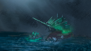 Ghost ships by gijex