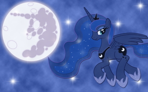 Luna Wallpaper by Vomwerth