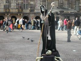 Grim reaper stock by EK-StockPhotos